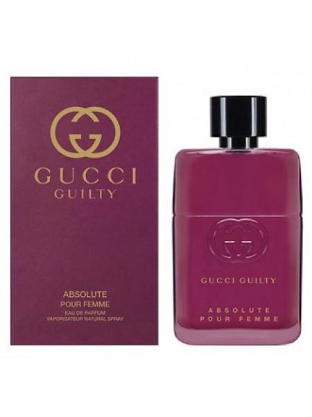 Gucci Guilty Absolute Pour Femme парфюмированная вода 30 мл