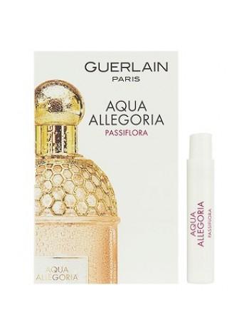 Guerlain Aqua Allegoria Passiflora пробник 0.7 мл