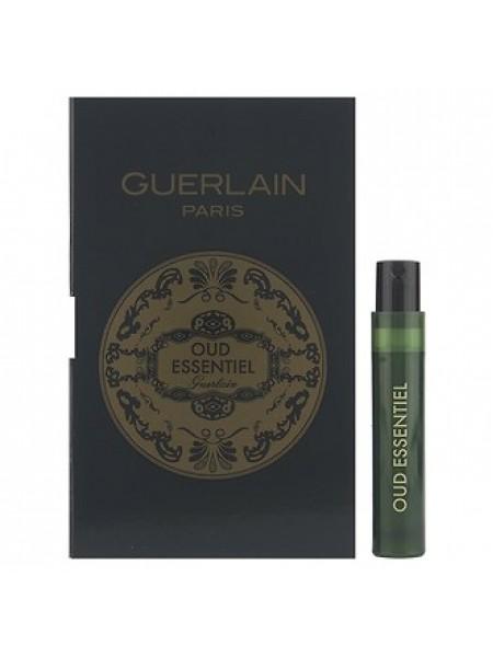 Guerlain Les Absolus d'Orient Oud Essentiel пробник 0.7 мл