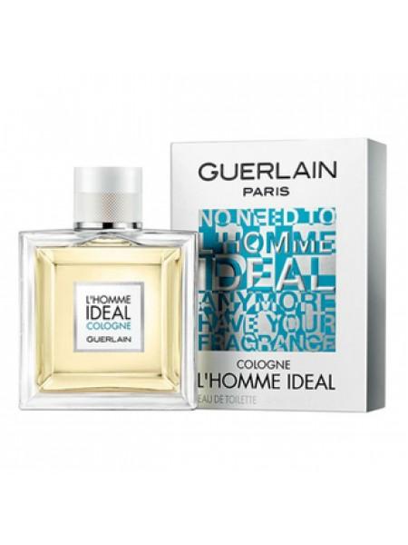 Guerlain L'Homme Ideal Cologne туалетная вода 50 мл