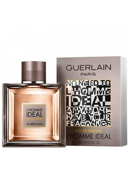 Guerlain L'Homme Ideal Eau de Parfum парфюмированная вода 100 мл