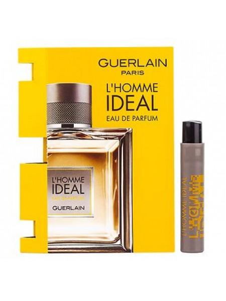 Guerlain L'Homme Ideal Eau de Parfum пробник 0.7 мл