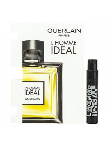 Guerlain L'Homme Ideal пробник 1 мл