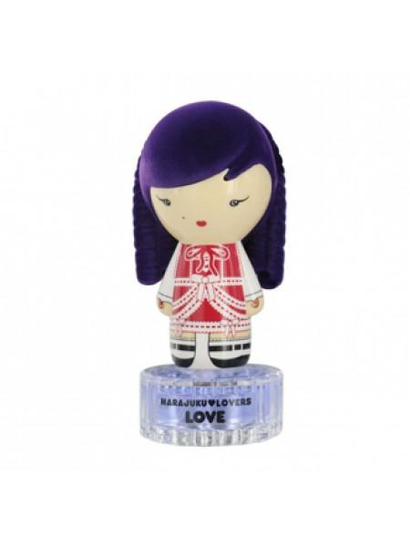 Harajuku Lovers Wicked Style Love тестер (туалетная вода) 100 мл