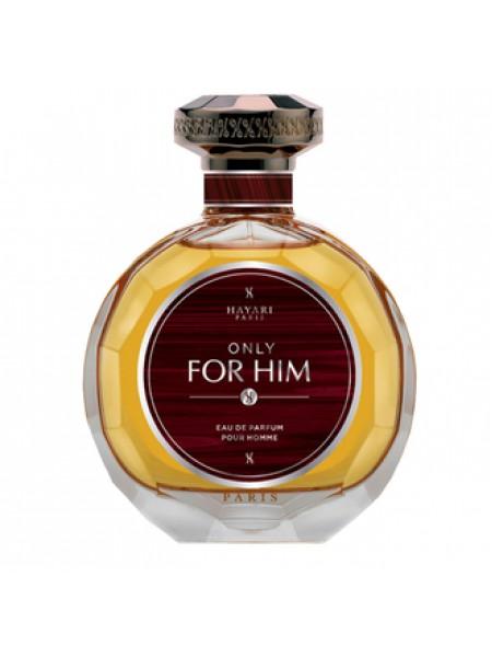 Hayari Parfums Only For Him тестер (парфюмированная вода) 100 мл