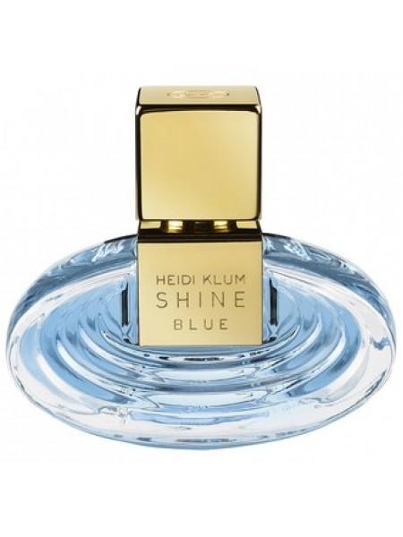 Heidi Klum Shine Blue туалетная вода 50 мл