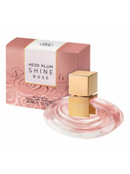 Heidi Klum Shine My Rose туалетная вода 30 мл