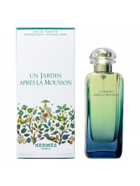 Hermes Un Jardin Apres la Mousson туалетная вода 100 мл