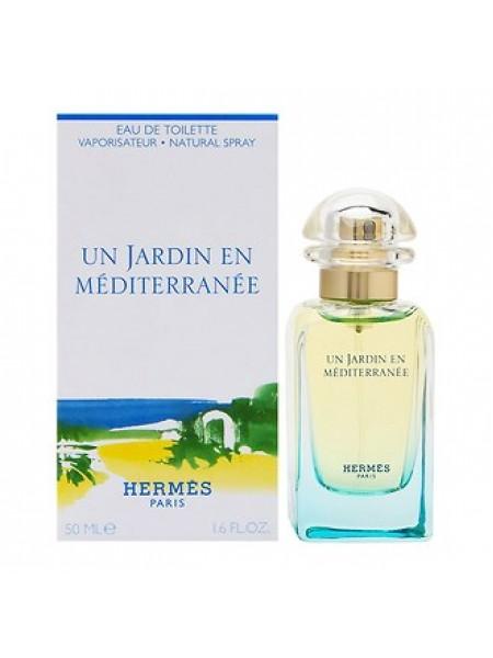Hermes Un Jardin En Mediterranee туалетная вода 50 мл
