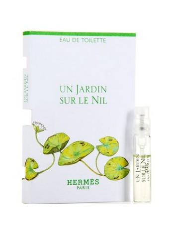 Купить Hermes Un Jardin Sur le Nil пробник 2 мл в интернет-магазине парфюмерии parfum.kh.ua   Цены   Описание