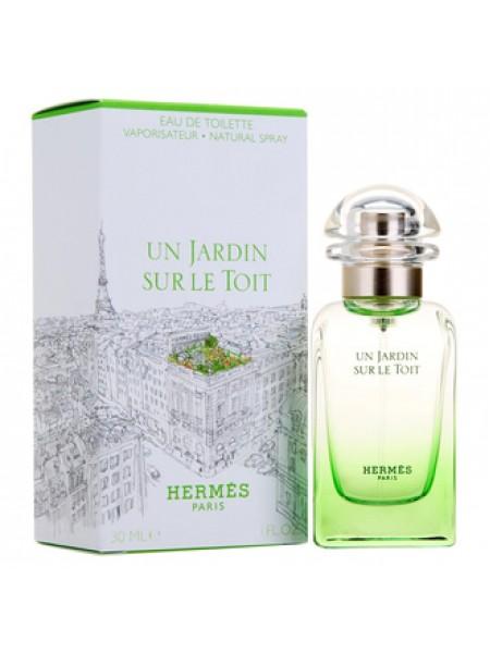 Hermes Un Jardin Sur le Toit туалетная вода 30 мл