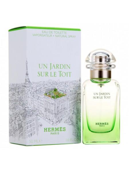 Hermes Un Jardin Sur le Toit туалетная вода 50 мл