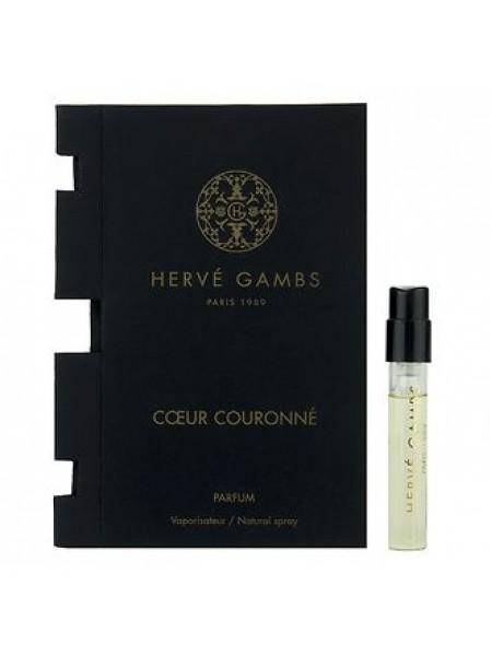 Herve Gambs Coeur Couronne пробник 1.7 мл