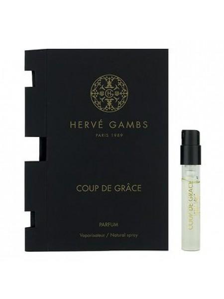 Herve Gambs Coup de Grace пробник 1.7 мл