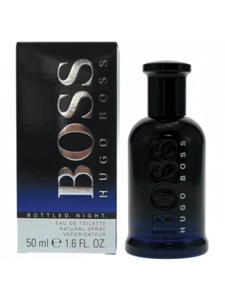 Hugo Boss Bottled Night туалетная вода 50 мл