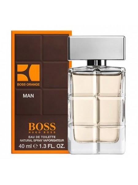 Hugo Boss Orange for Men туалетная вода 40 мл
