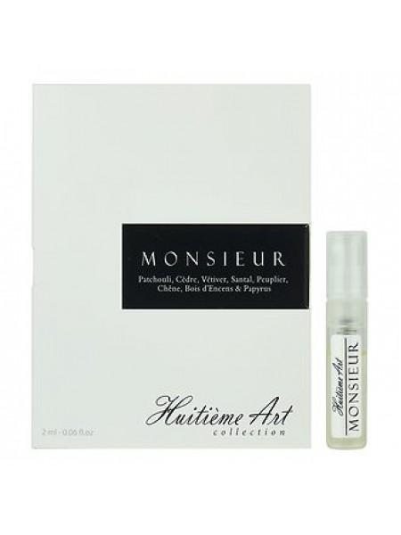 Huitieme Art Parfums Monsieur пробник 2 мл