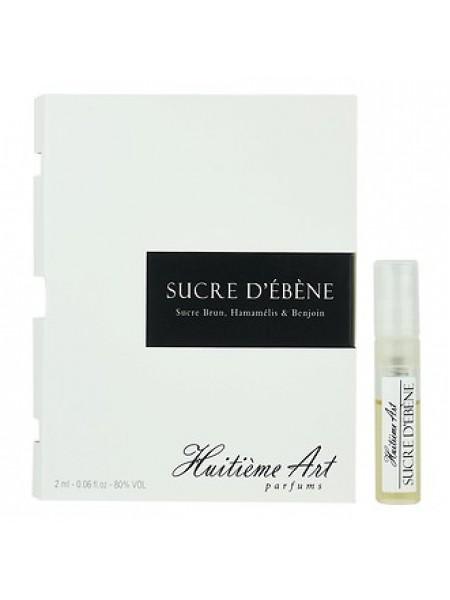 Huitieme Art Parfums Sucre d`Ebene пробник 2 мл