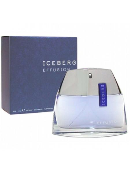 Iceberg Effusion Man туалетная вода 75 мл