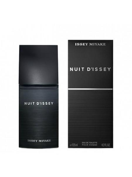 Issey Miyake Nuit d'Issey туалетная вода 125 мл