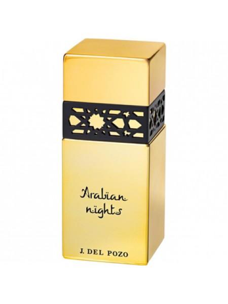J. Del Pozo Arabian Nights Private Collection тестер (парфюмированная вода) 100 мл