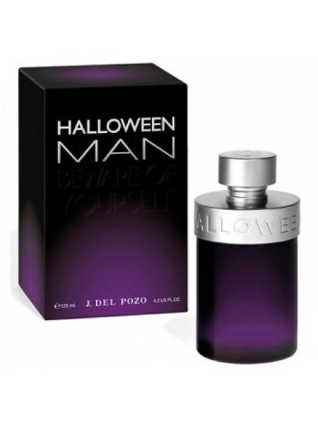 J. Del Pozo Halloween Man Подарочный набор (туалетная вода 125 мл + гель для душа 100 мл)
