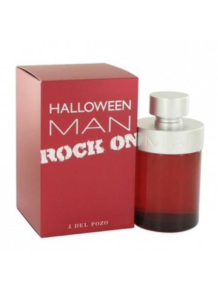 J. Del Pozo Halloween Man Rock On туалетная вода 50 мл
