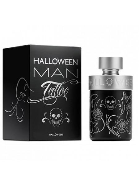 J. Del Pozo Halloween Tattoo For Men туалетная вода 50 мл