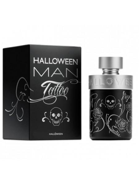 J. Del Pozo Halloween Tattoo For Men туалетная вода 75 мл