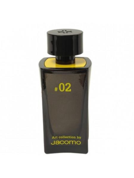 Jacomo Art Collection 02 тестер (парфюмированная вода) 100 мл