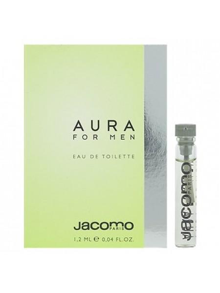 Jacomo Aura For Men пробник 1.2 мл