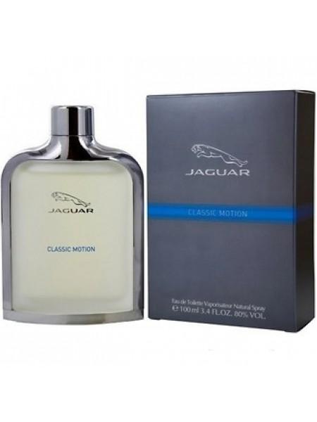 Jaguar Classic Motion туалетная вода 100 мл