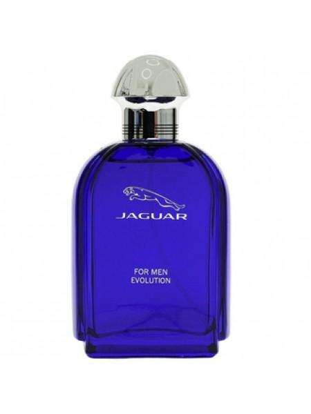 Jaguar for Men Evolution тестер (туалетная вода) 100 мл