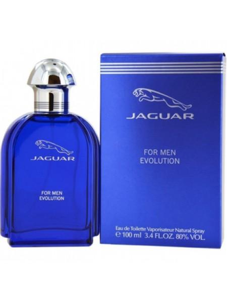 Jaguar for Men Evolution туалетная вода 100 мл