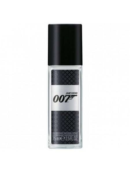 James Bond 007 дезодорант-спрей 75 мл