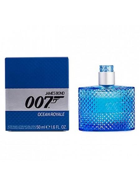 James Bond 007 Ocean Royale лосьон после бритья 50 мл