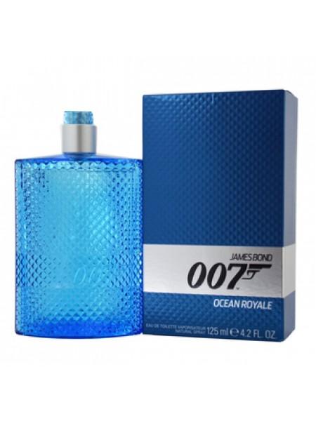 James Bond 007 Ocean Royale туалетная вода 125 мл