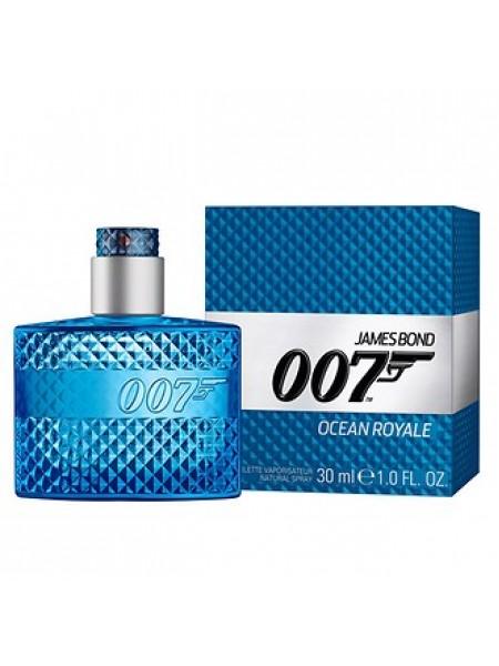 James Bond 007 Ocean Royale туалетная вода 30 мл