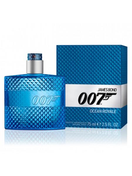 James Bond 007 Ocean Royale туалетная вода 75 мл