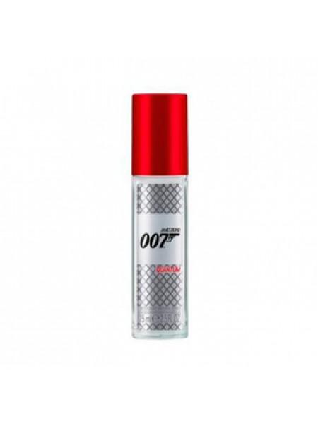 James Bond 007 Quantum дезодорант-спрей 75 мл