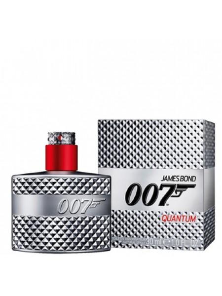 James Bond 007 Quantum туалетная вода 30 мл