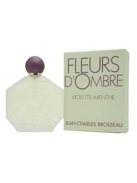 Jean Charles Brosseau Fleurs d`Ombre Violette-Menthe туалетная вода 30 мл