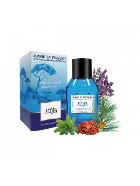 Jeanne en Provence Aqua Eau de Toilette туалетная вода 100 мл