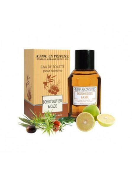 Jeanne en Provence Bois d'Olivier & Cade парфюмированная вода 100 мл