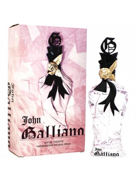 John Galliano Eau de Toilette туалетная вода 40 мл