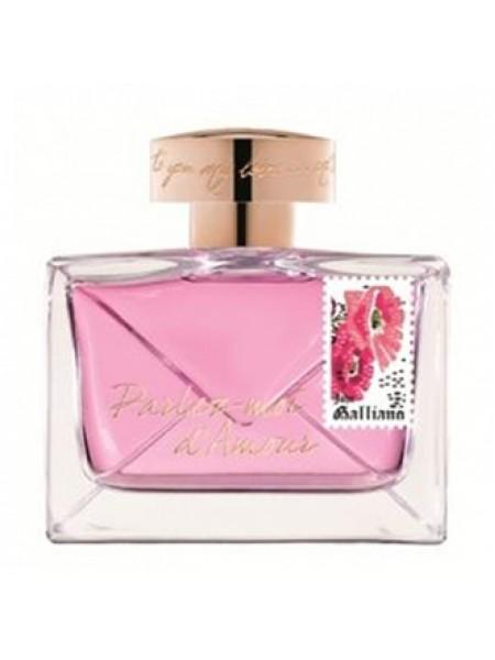 John Galliano Parlez-Moi d'Amour Eau de Parfum тестер (парфюмированная вода) 80 мл