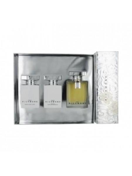 John Richmond Women Подарочный набор (парфюмированная вода 30 мл + лосьон для тела 50 мл + гель для душа 100 мл)