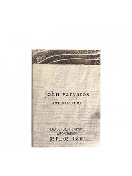 John Varvatos Artisan Pure пробник 1.5 мл