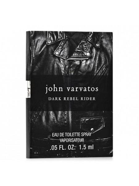 John Varvatos Dark Rebel Rider пробник 1.5 мл