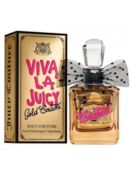 Juicy Couture Viva la Juicy Gold Couture парфюмированная вода 50 мл